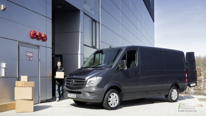 Mercedes-Benz Sprinter 210 DCI